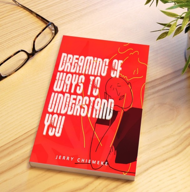 Dreaming of Ways to Understand You by Jerry Chiemeke. Credit: Jerry Chiemeke.