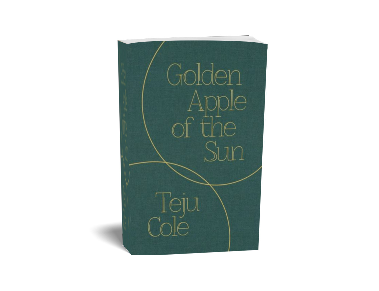 Golden Apple of the Sun by Teju Cole.