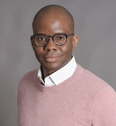 Tope Folarin by Valerie Woody.