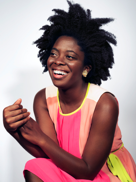 Yaa Gyasi by Cody Pickens for TIME.