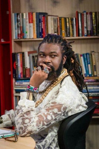 Onyeka Nwelue. From the Guardian.