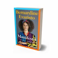 MANIFESTO: On Never Giving Up is Bernardine Evaristo's 9th book.