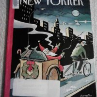 A copy of The New Yorker. Credit: AbeBooks.