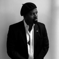 Ben Okri by Georgina Chapel Associates via Tank Magazine.