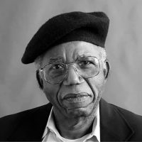 Chinua Achebe. From The Paris Review.