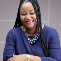 Dr Cheluchi Onyemelukwe won the first edition of the SprinNG Women Author's Prize in 2020. Credit: SprinNG.