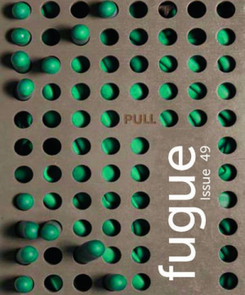 Fugue, issue 49 (2015).