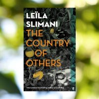 Leila Slimani's The Country of Others. Credit: Hay Festival.