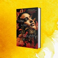 Safia Elhillo's Home Is Not a Country. From @mafiasafia.