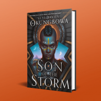 Suyi Davies Okungbowa's Son of the Storm. Credit: Tor.com.