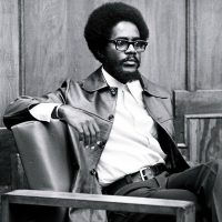 Walter Rodney. From Walter Rodney Papers, Atlanta University Center Robert W. Woodruff Library Archives.